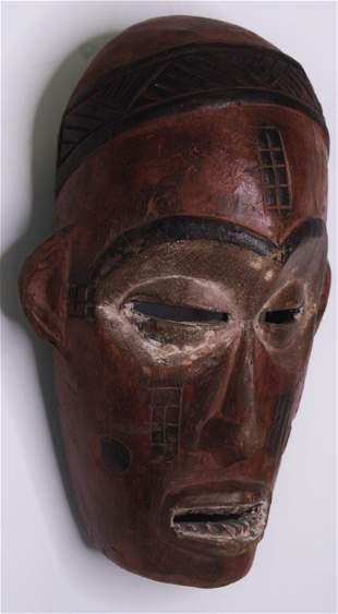 Nice Appearing Chokwe Mask