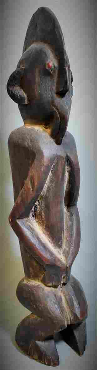 Old Unusual Malian Figure