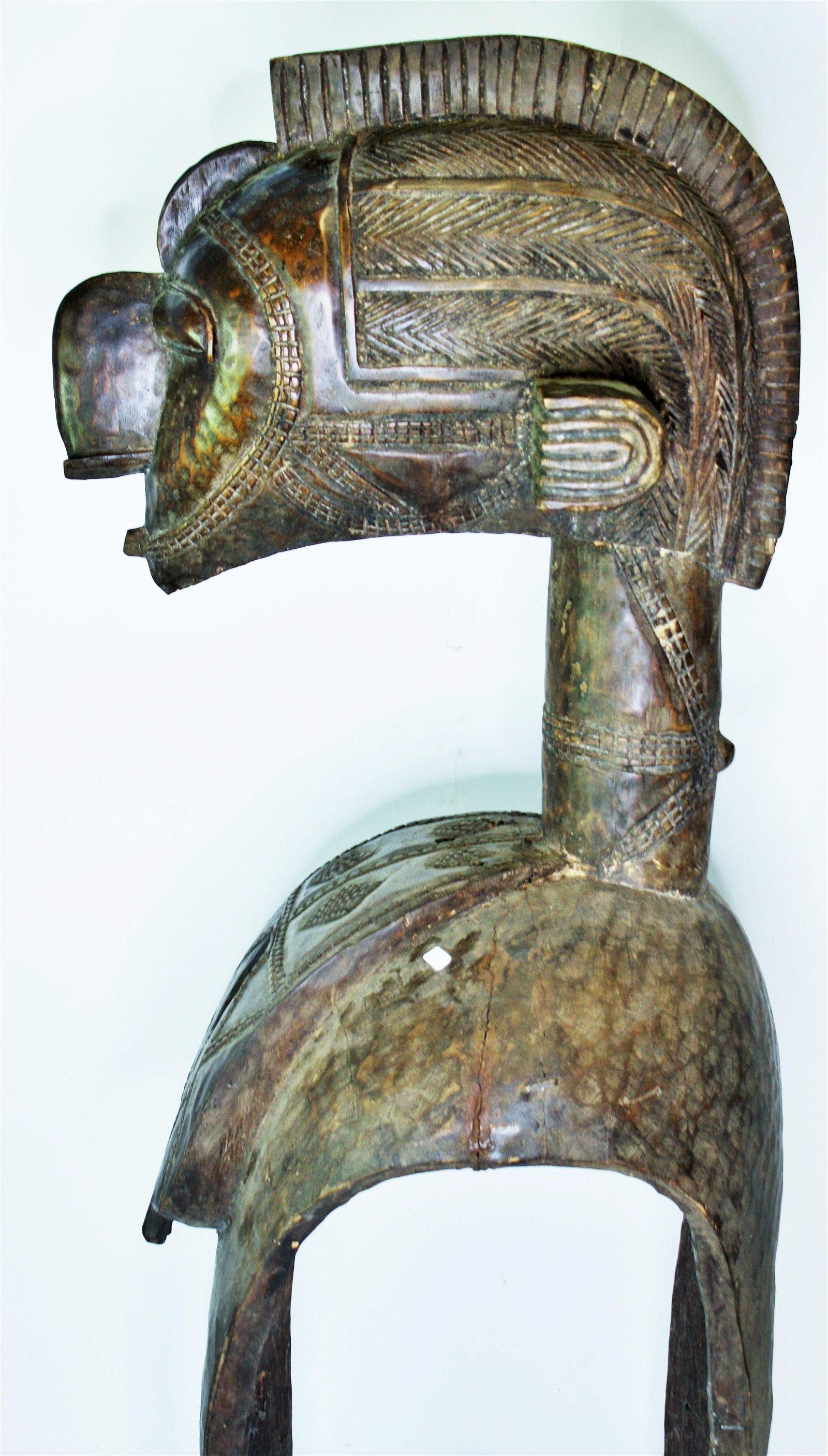 Important Example, Baga Shoulder Mask