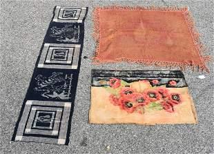 Fine Japanese Temple Table Panel