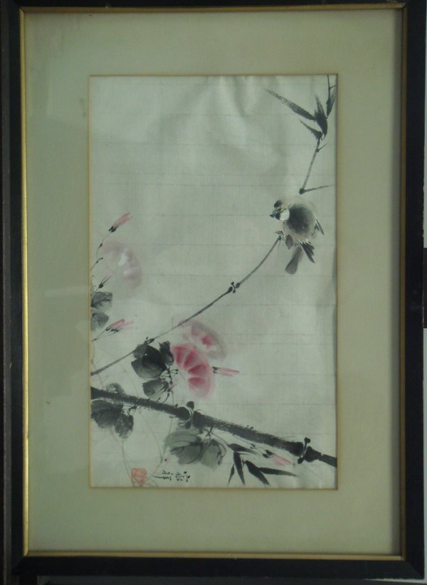 711A: Japanese watercolor