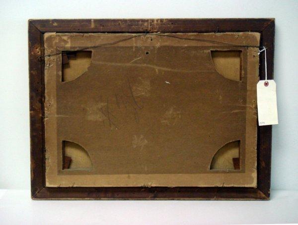 57: Alphonse J. Shelton oil on canvas - 3