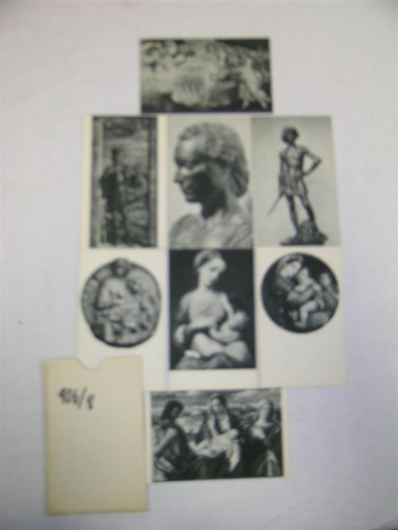 906: MUSEUM OF MODERN ART CARDS