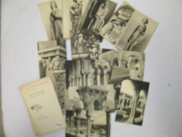 910: METROPOLITAN MUSEUM OF ART CARDS