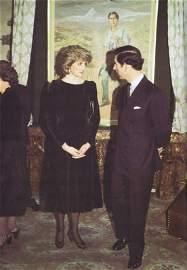 Princess Diana Owned & Worn Dress