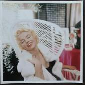Marilyn Monroe Cecil Beaton Pulication Photo