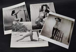 Bettie Page Nude Photographs (4)