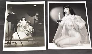 Bettie Page Photographs (2)