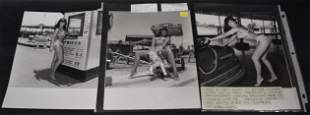 1954 Bettie Page Photographs (5)