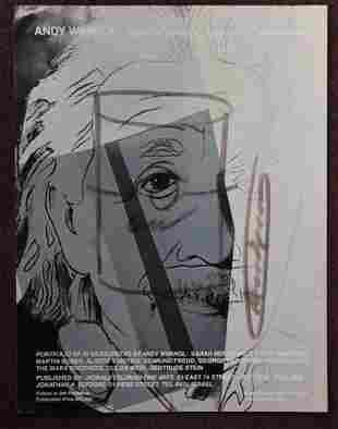 Andy Warhol Pop Art: Oil Drum