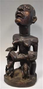 African Queen Maternal Nursing Figure