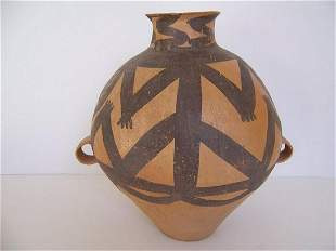 Large Majiayao Neolithic Jar with TL Test