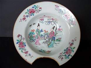 Fine Barber's Bowl, Yongzheng Period (1723-1735)