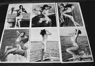 Bettie Page Photographs (6)