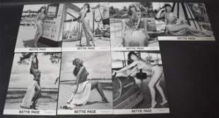 Bettie Page Litho's (7)