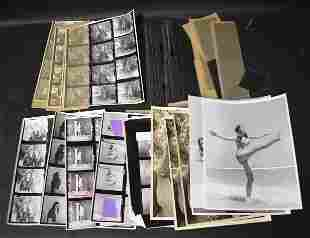 Laurie Howard Nancy Howard Contact Sheets & Negatives