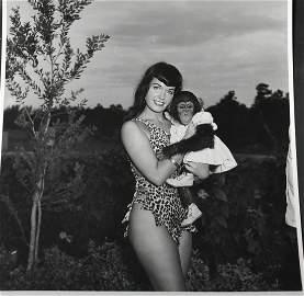 Bettie Page Era Eric Kroll Photos