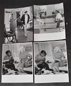 Bunny Yeager w/ Sinatra and Davis Photos (4)
