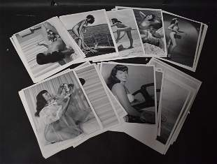 (50+) Photos Bettie Page. By Bunny Yeager