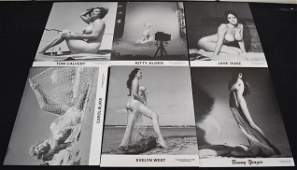Lot Of (6) Lithos