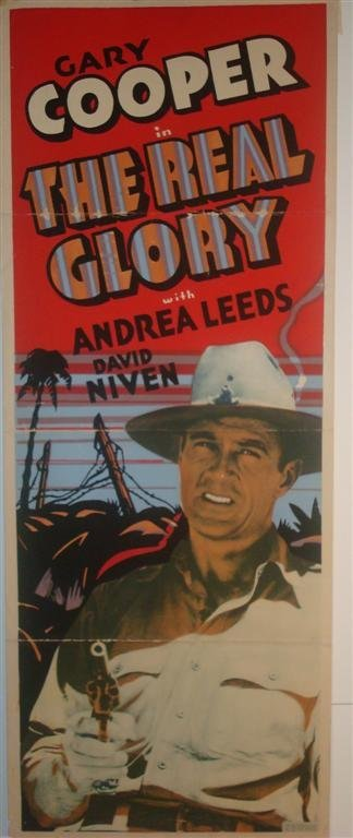 8: THE REAL GLORY,  COOPER, NIVEN