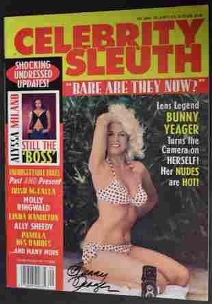 Celebrity Sleuth Magazine (1) Sgd.
