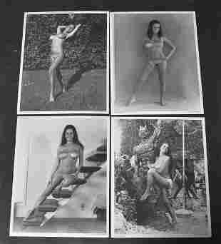 (4) Photos Model Ruth Anderson