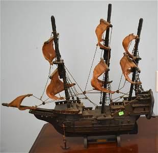 Ship Model-The Mayflower