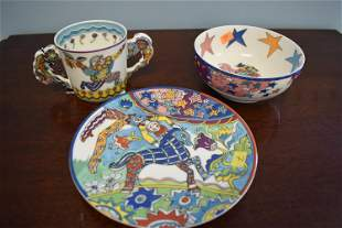 Tiffany Child's China Set