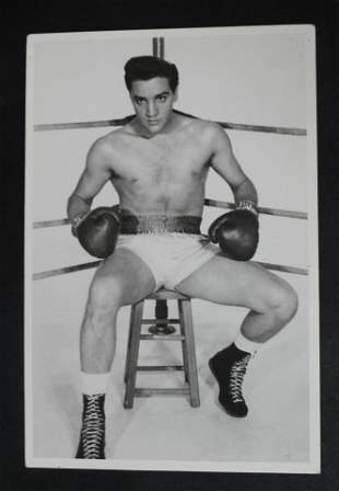 Elvis Presley Postcard Ochs Archives Photo