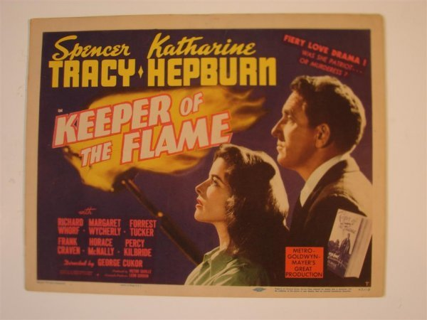 1: KEEPER OF THE FLAME TITLE CARD