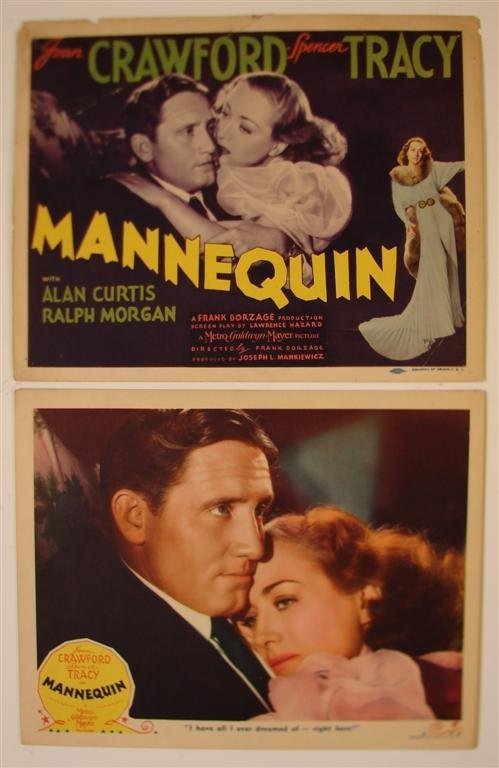 7: MANNEQUIN MOVIE TITLE CARD