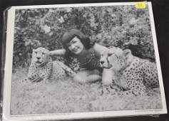 Bettie Page Africa U.S.A. Photos (40+)