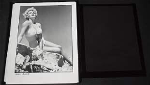 (25)+ Photos of Model Carol Blake. & (1) 8x10 Negative