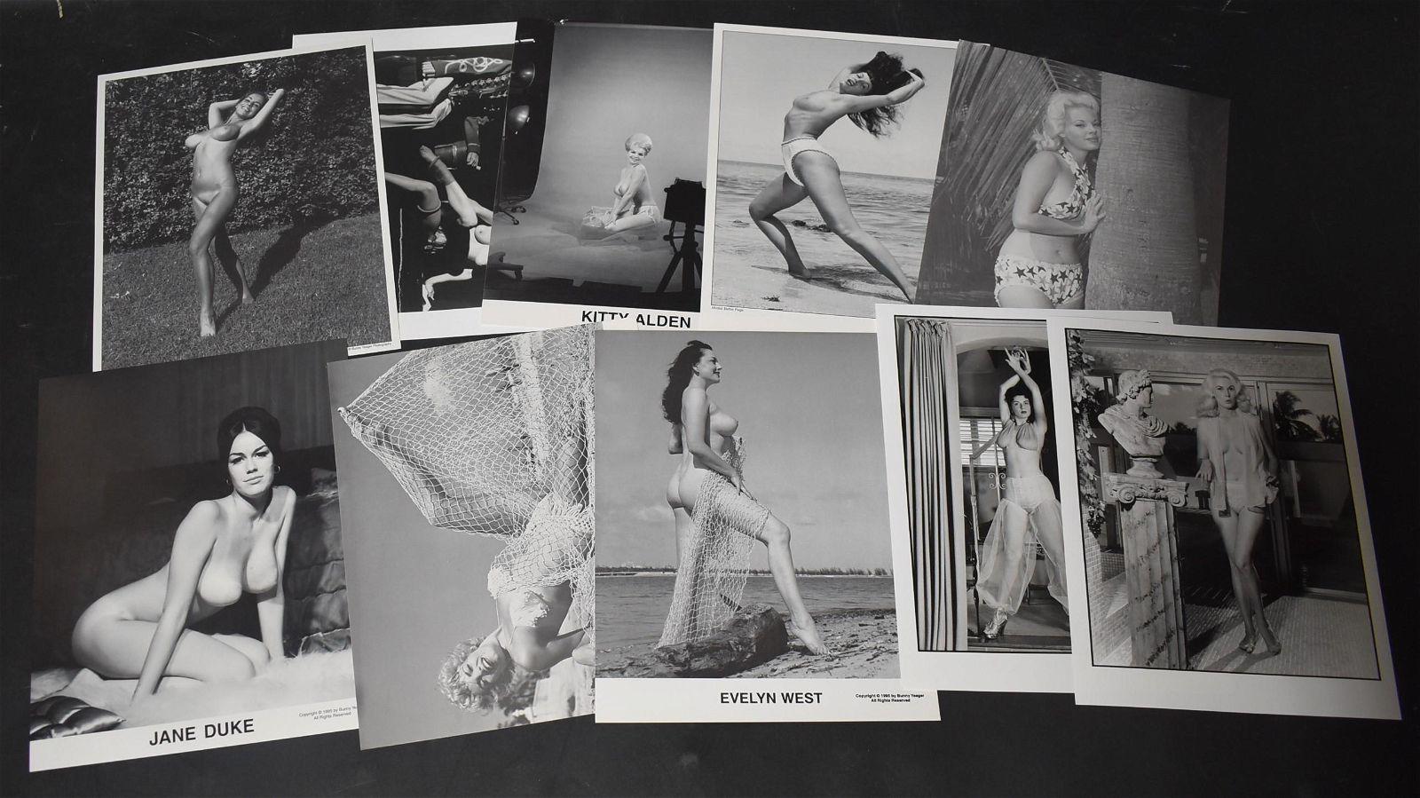 Mixed Model Photo Lot (10)