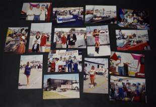 Auto Racing Photographs, Snapshots by Bunny Yeager (15)