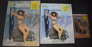 (1) Magazine (1) 8x10 Photo (1) 4x6 Photo