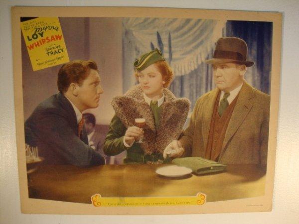 1: WHIPSAW LOBBY CARD