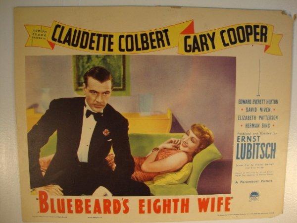 3: BLUEBEARD'S EIGHTH WIFE TITLE CARD