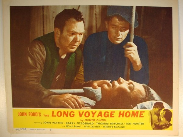 5: THE LONG VOYAGE HOME LOBBY CARD