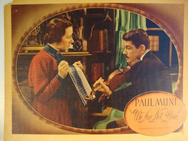 7: TWO LOBBY CARDS