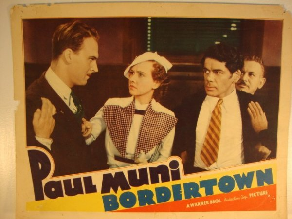 8: TWO LOBBY CARDS