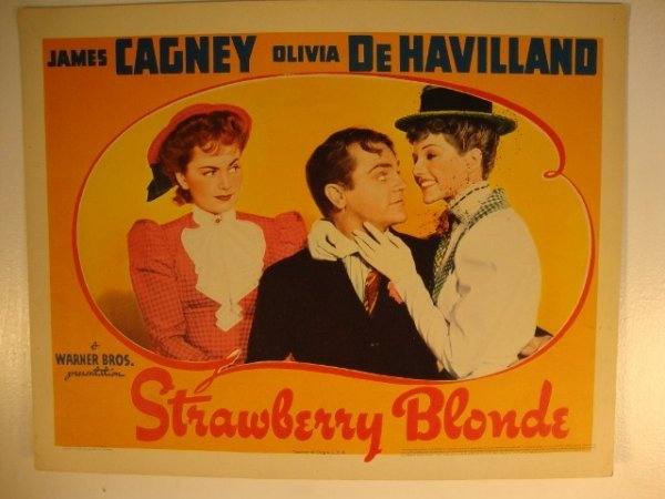 18: TWO LOBBY CARDS