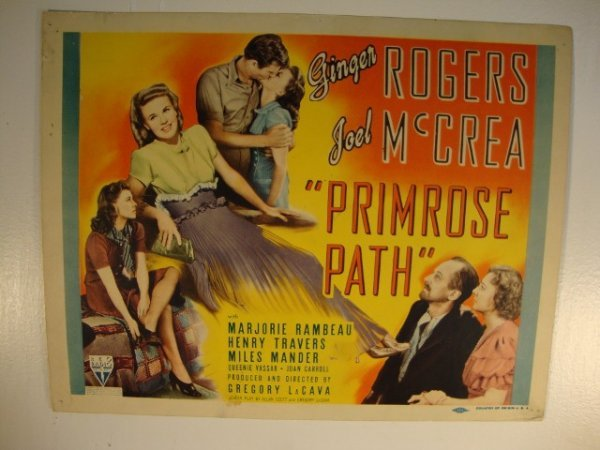 22: TWO RKO 1940 TITLE  CARDS