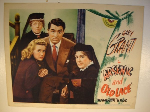 159A: CARY GRANT MOVIE CARDS