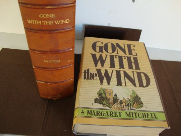 239: GONE WITH THE WIND  1936 FIRST EDITION BOOK