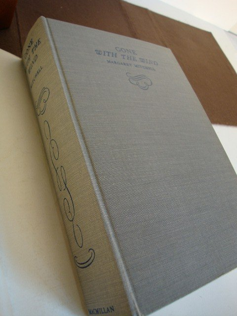 239: GONE WITH THE WIND  1936 FIRST EDITION BOOK - 5