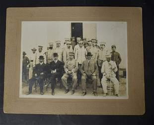 Antique Photo Ramon Corral, Don Jose Ives Limantour &