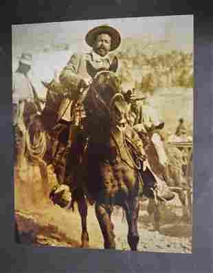 Western Photograph of Pancho Villa