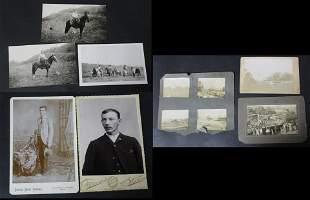 Lof Antique Western Ephemera & Photos (11)